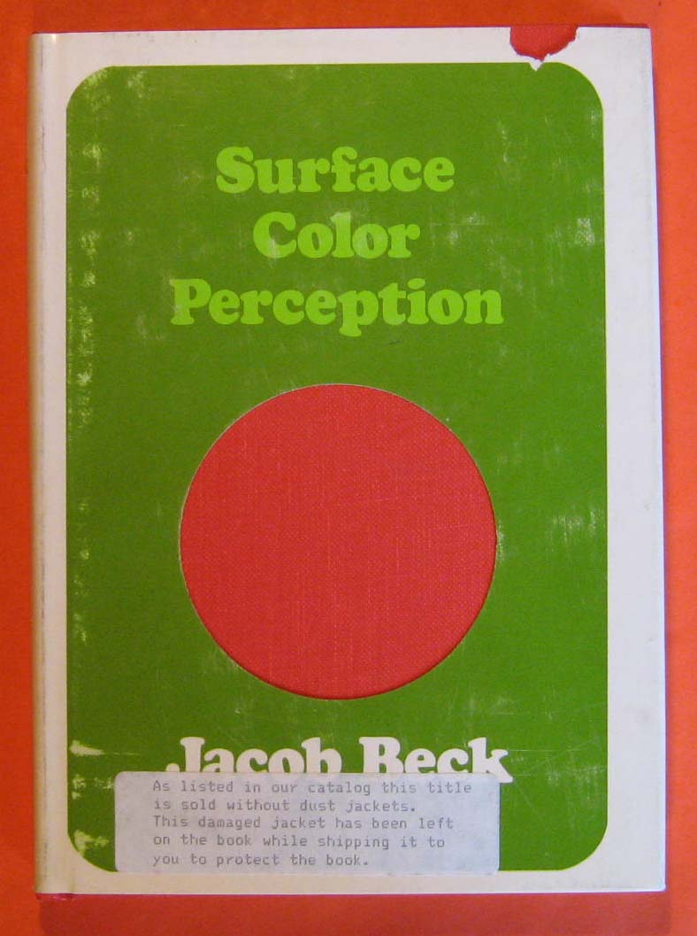 Image for Surface Color Perception