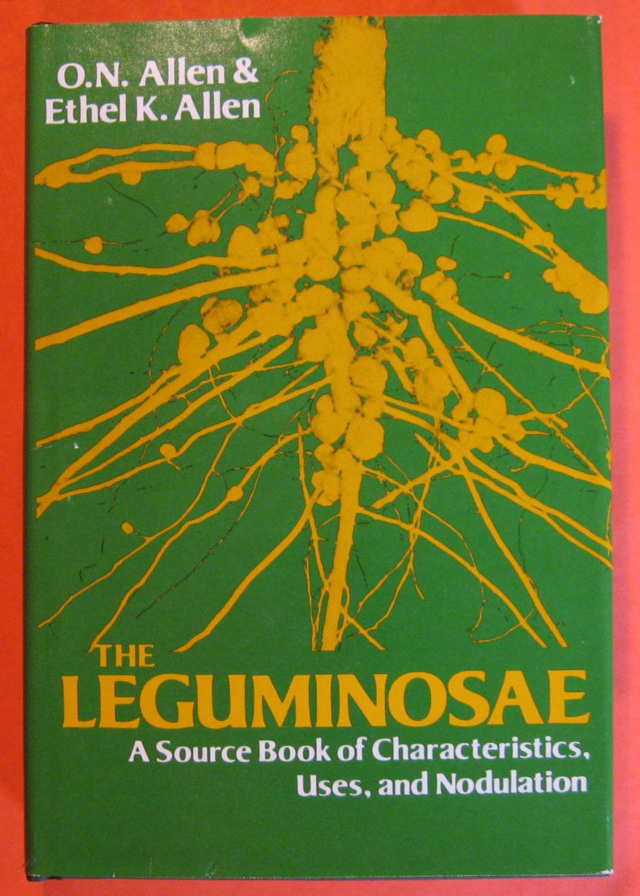 Image for The Leguminosae : A Source Book of Characteristics, Uses, and Nodulation