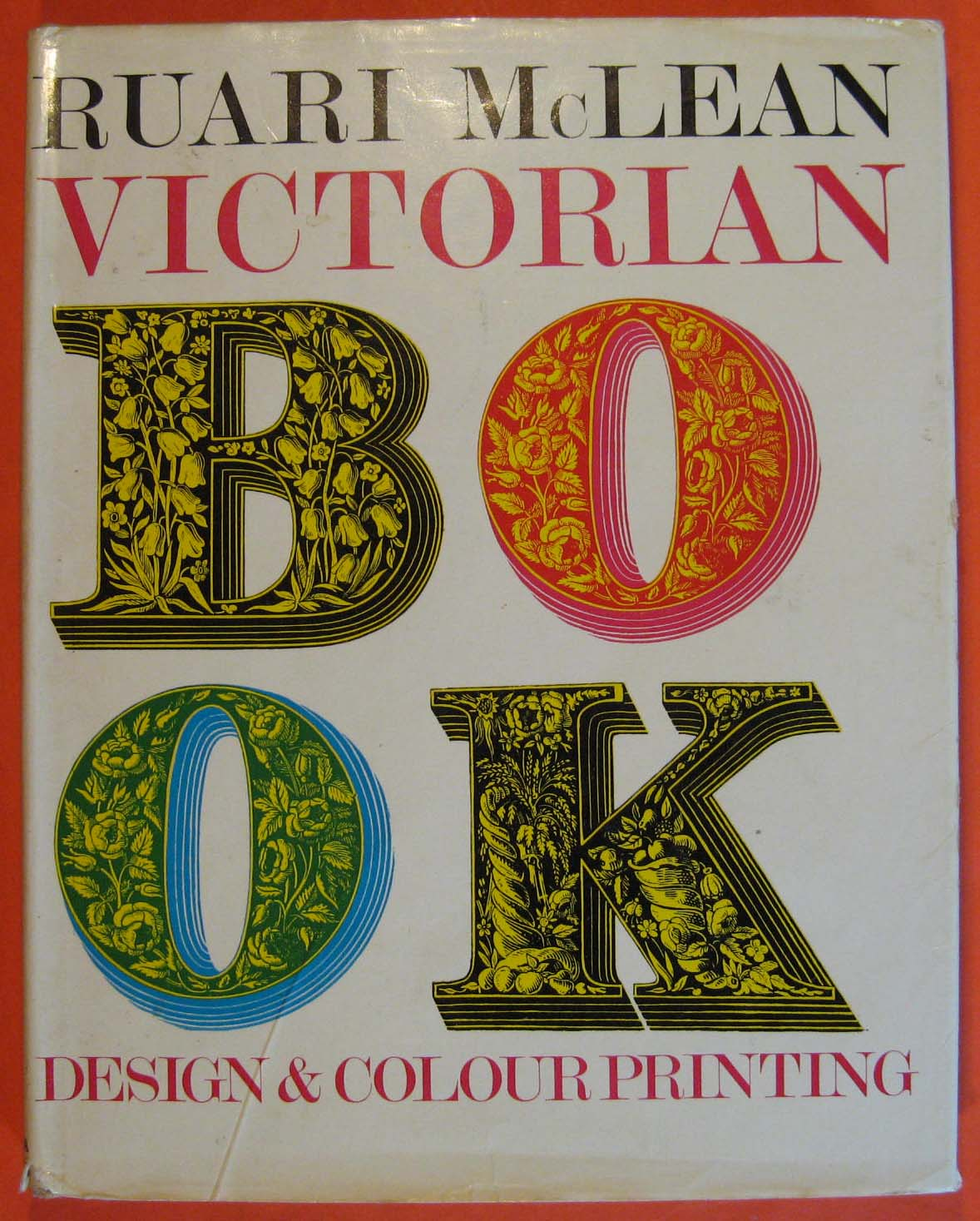 Victorian Book Design and Colour Printing, McLean, Ruari