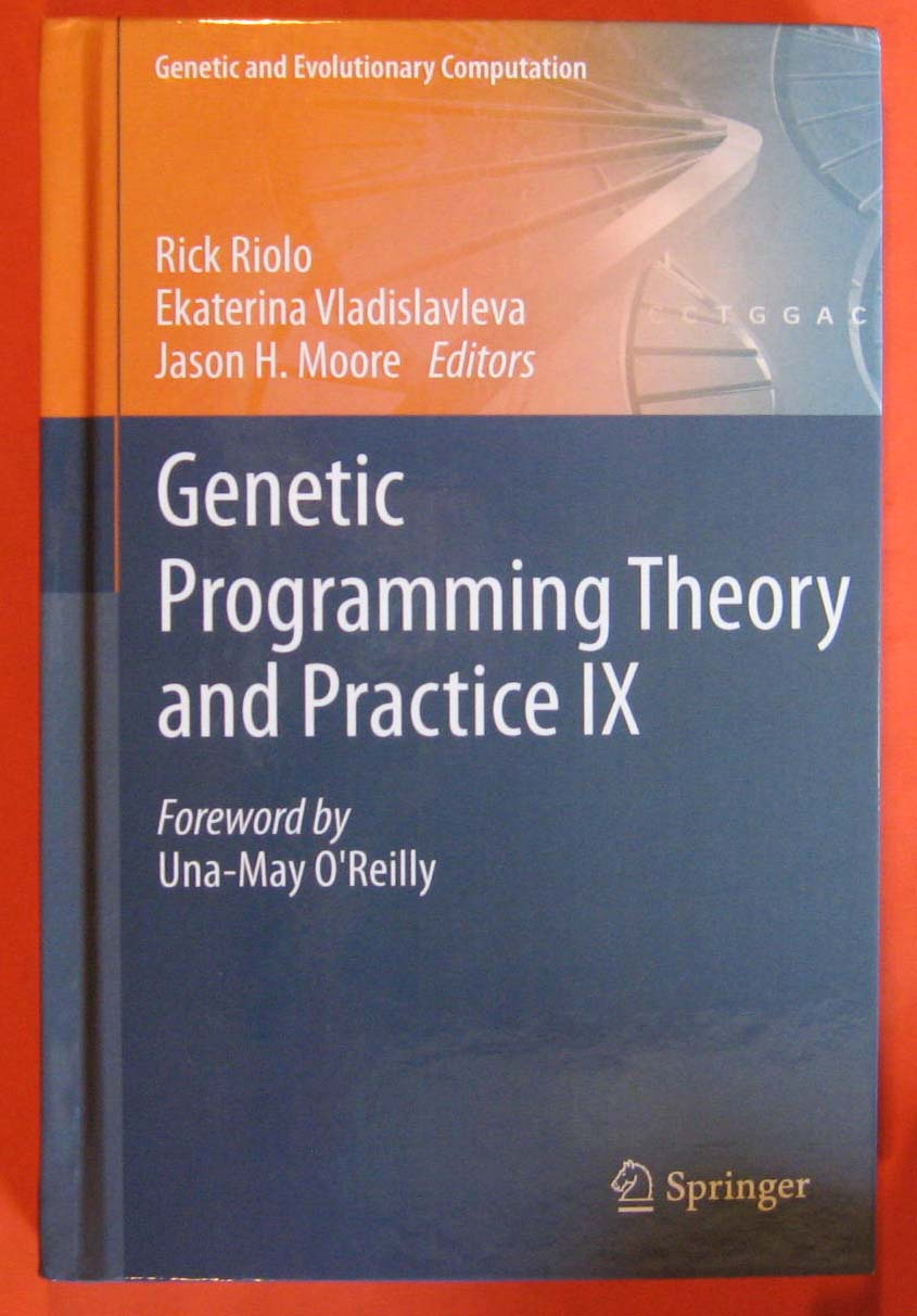 Image for Genetic Programming Theory and Practice IX (Genetic and Evolutionary Computation)