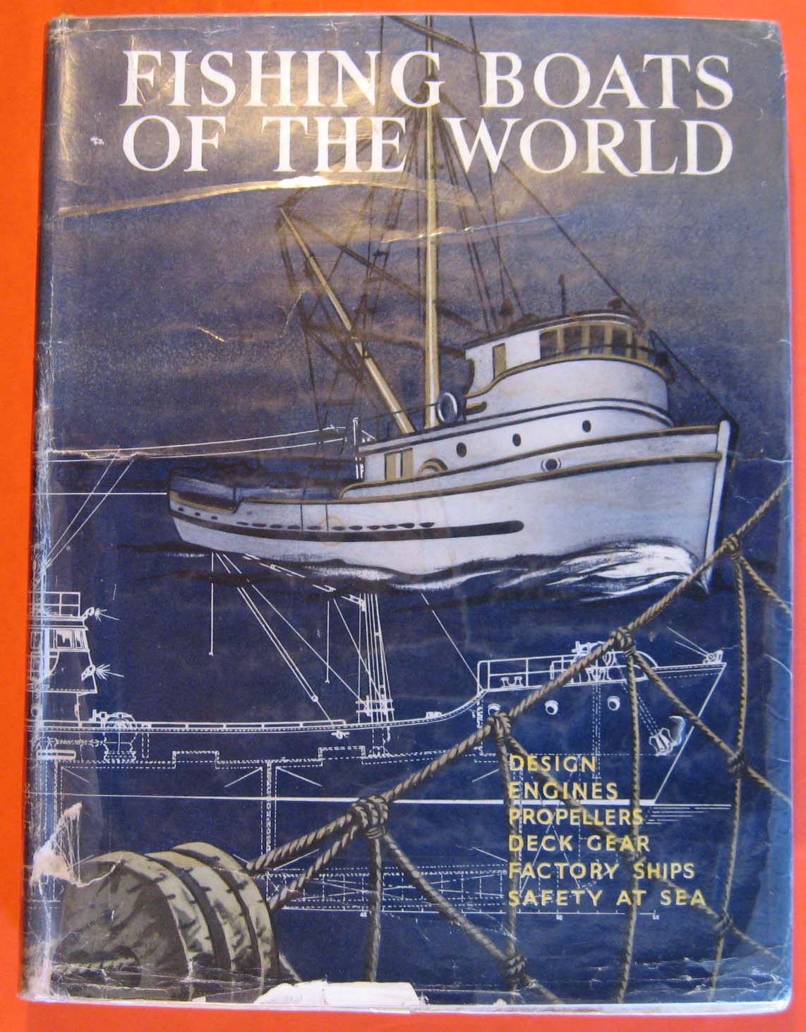 Image for Fishing Boats of the World