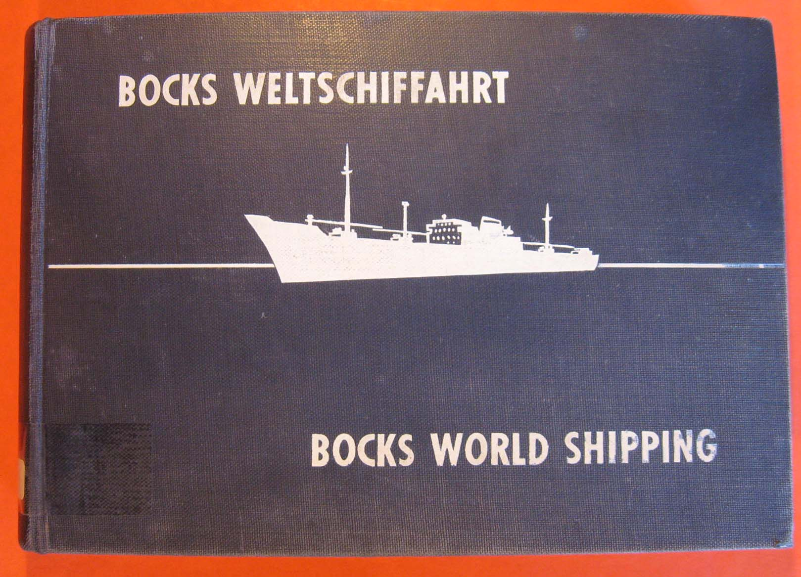 Image for Bocks Weltschiffahrt/Bocks World Shipping