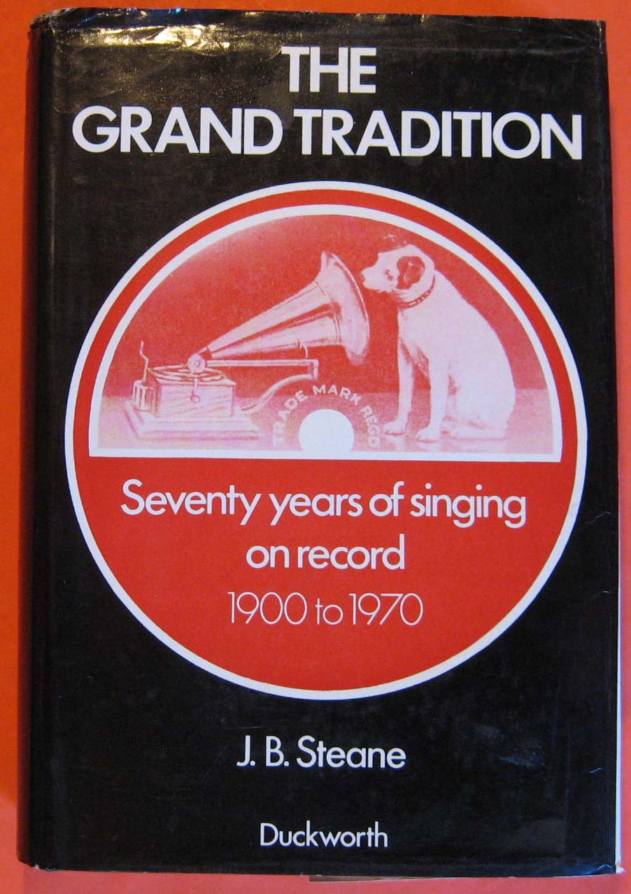 Image for Grand Tradition: Seventy Years of Singing on Record, The