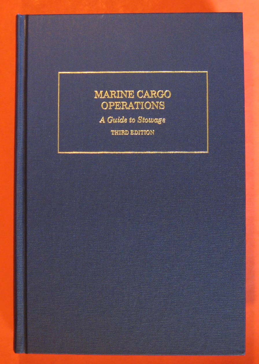 Image for Marine Cargo Operations  Third Edition