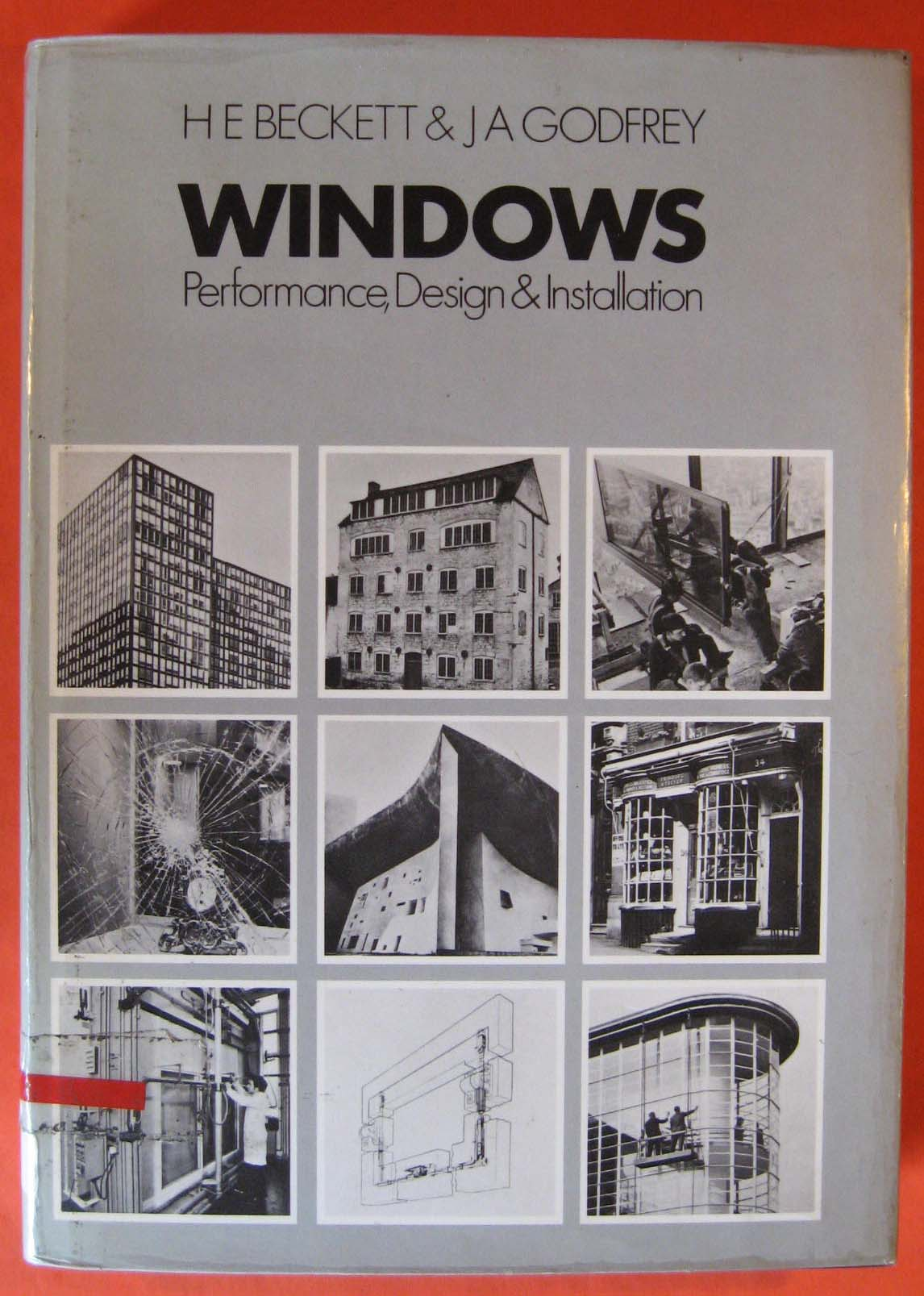 Windows: Performance, Design, and Installation, Beckett, Harold Edward; Godfrey, James Arthur