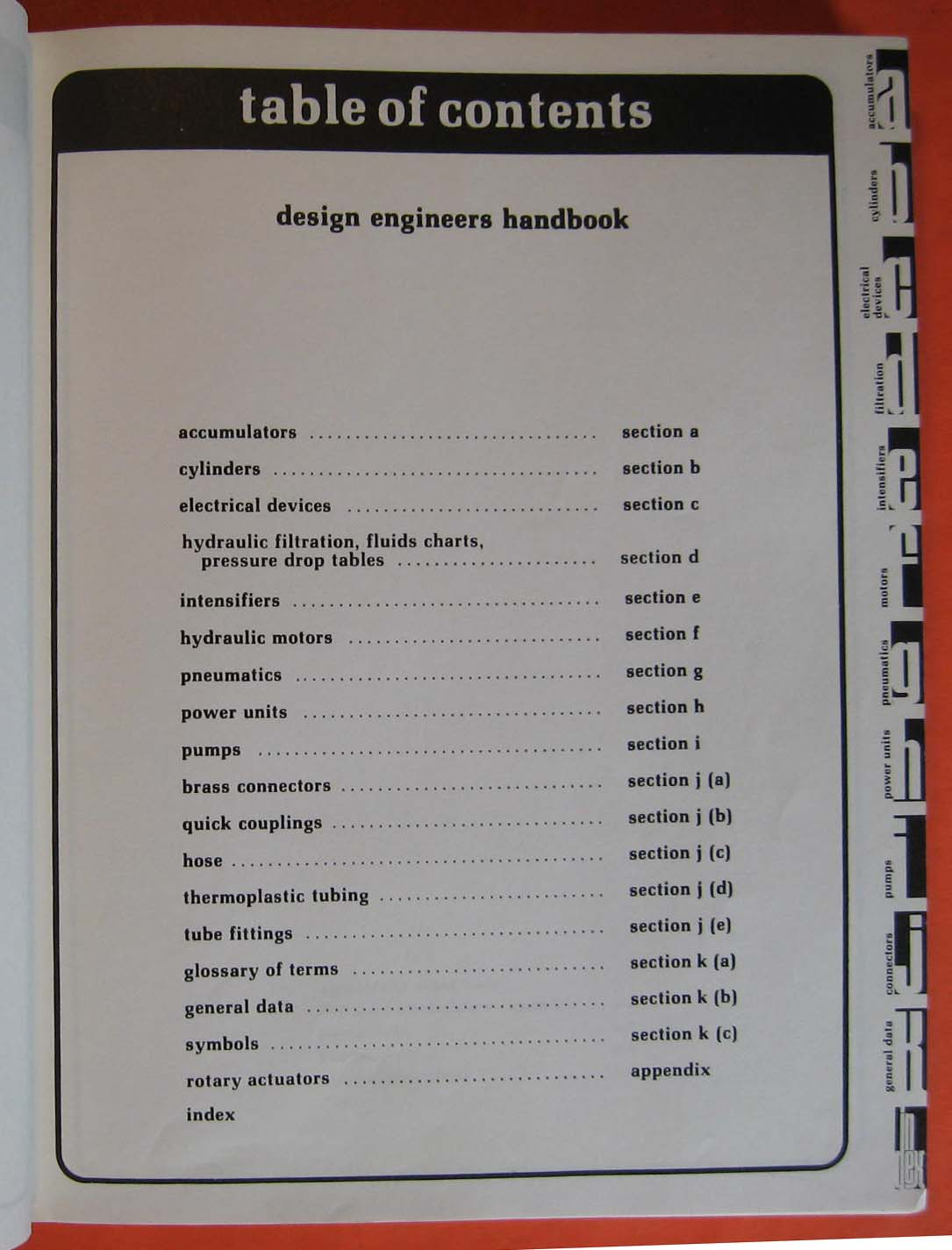 Design Engineers Handbook