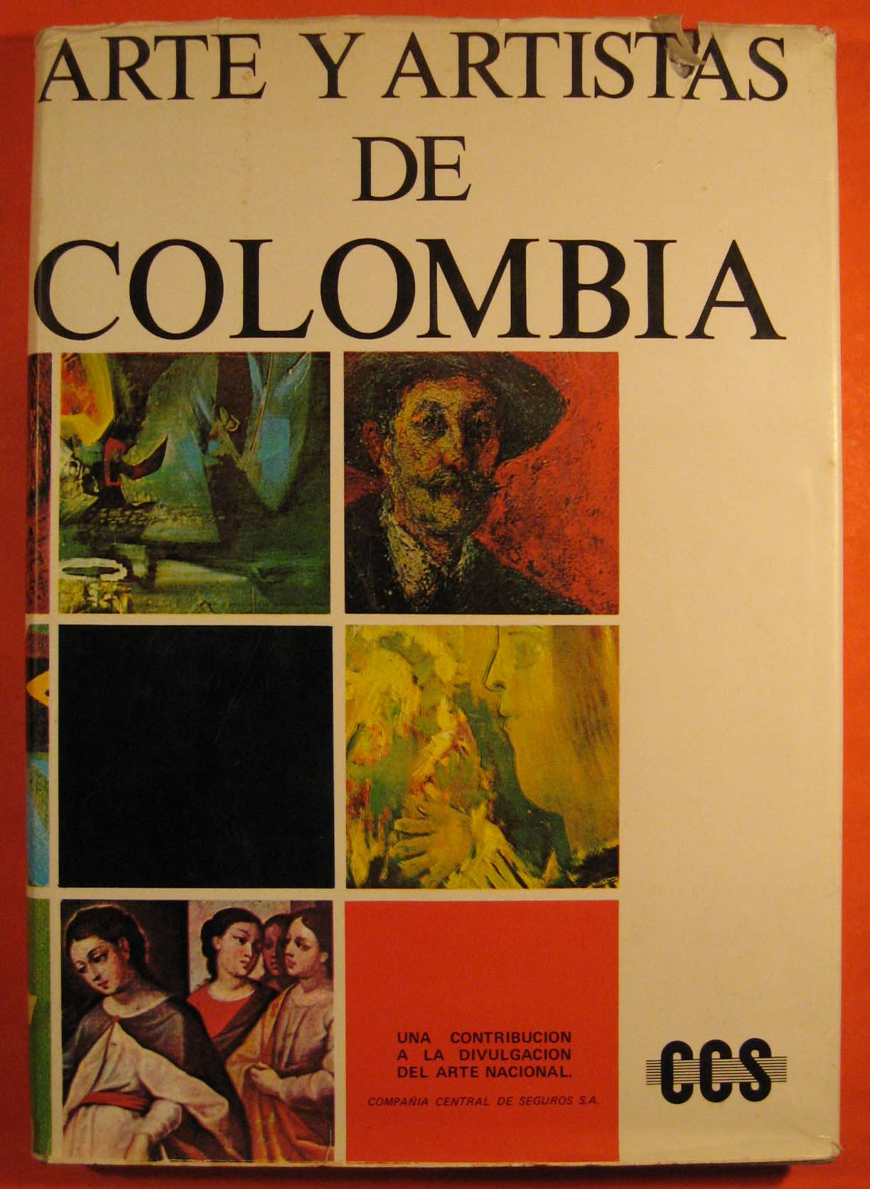 Image for Arte Y Artistas De Colombia