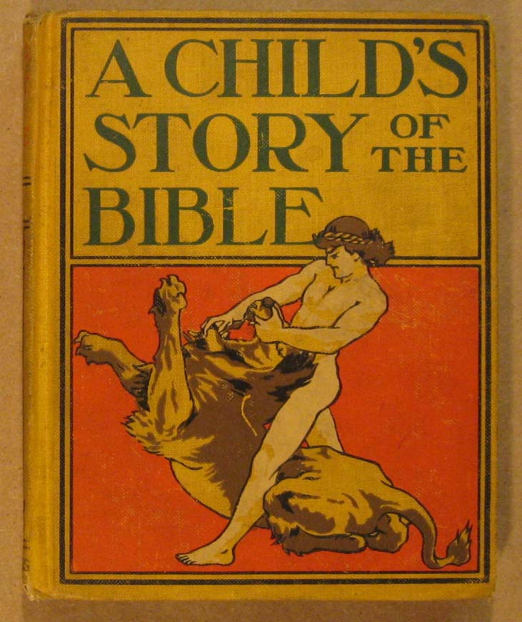 Image for A Child's Story of the Bible