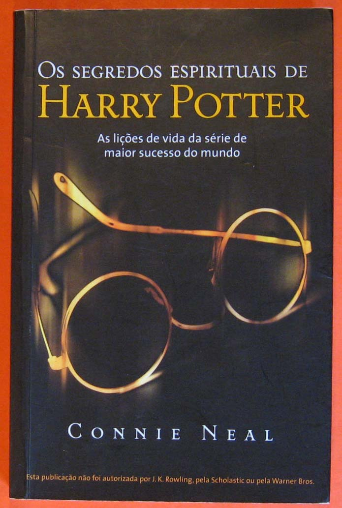 Image for Segredos Espirituais de Harry Potter