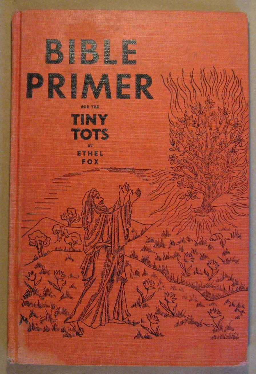 Image for Bible Primer for the Tiny Tots