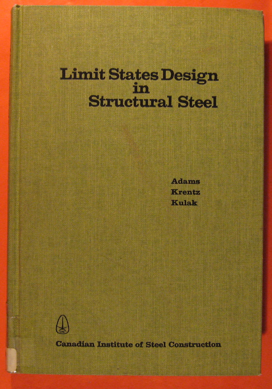 Image for Limit States Design in Structural Steel