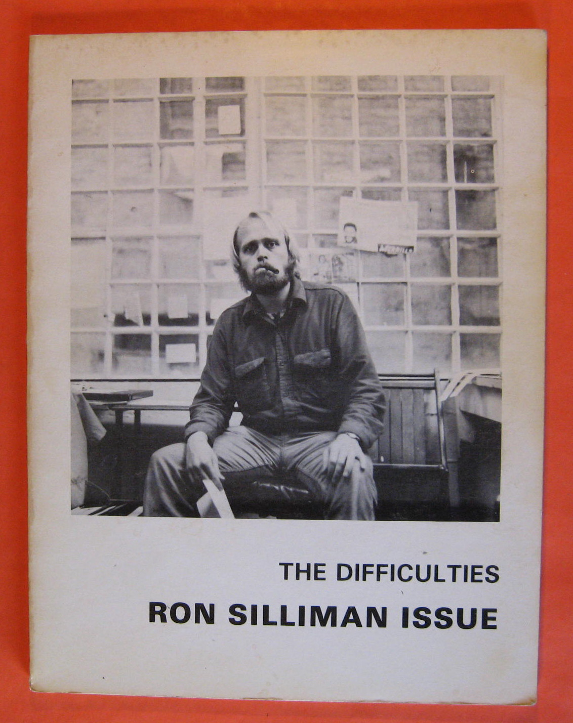 Image for Difficulties  Vol 2 #2 Ron Silliman Issue, The