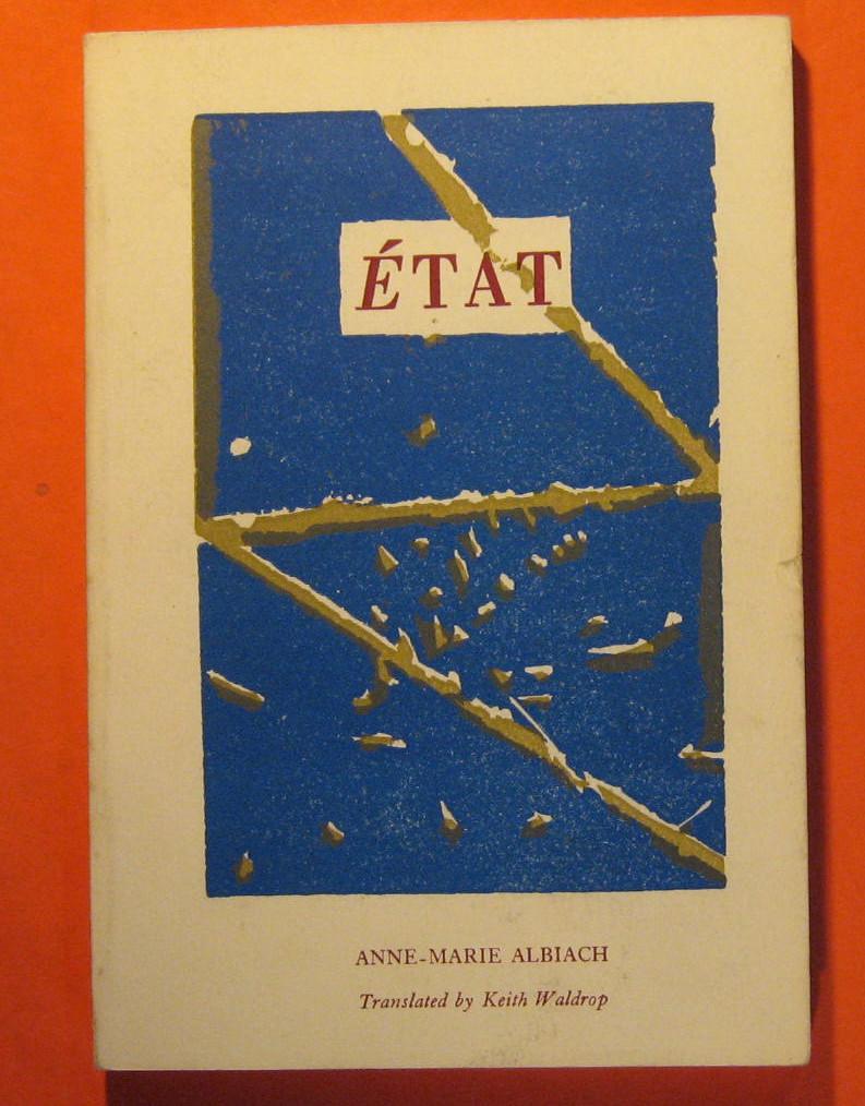Etat, Albiach, Anne-Marie