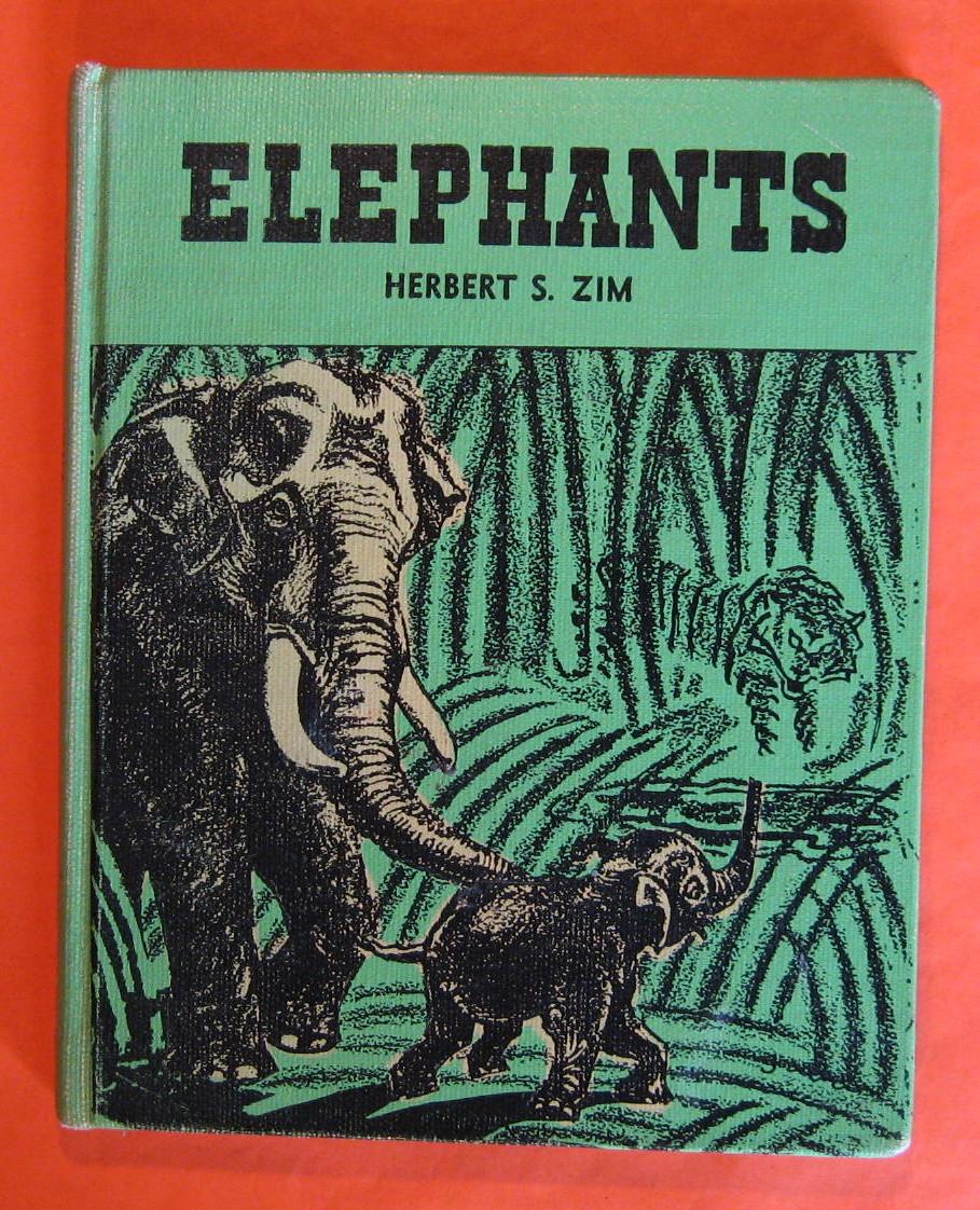 Elephants, Zim, Herbert S.