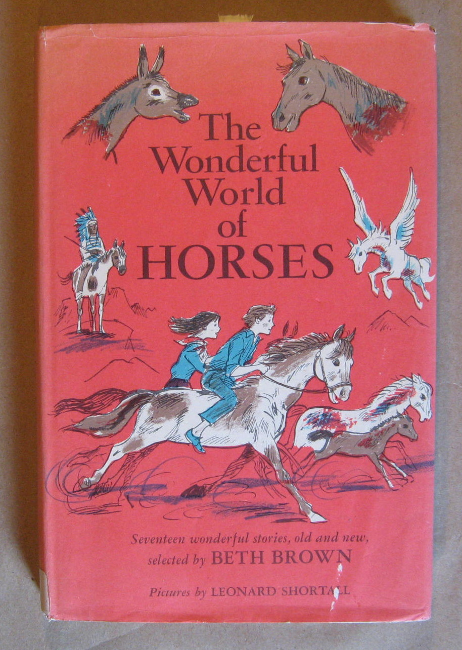 The Wonderful World of Horses, Brown, Beth