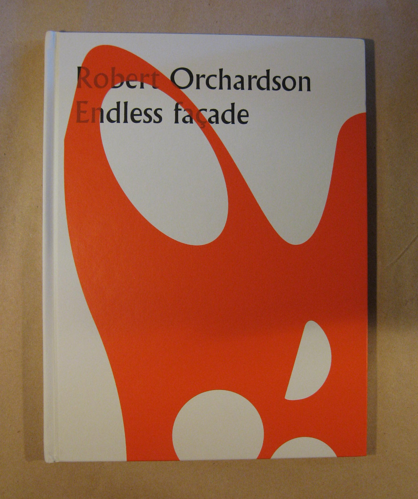 Image for Robert Orchardson : Endless Façade