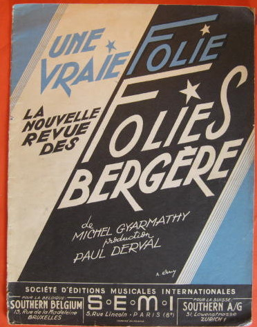 Image for Une Vraie Folie