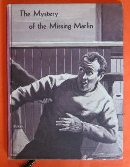 Blank Journal (The Mystery of the Missing Marlin) / Blank Book / Diary / Sketch Book