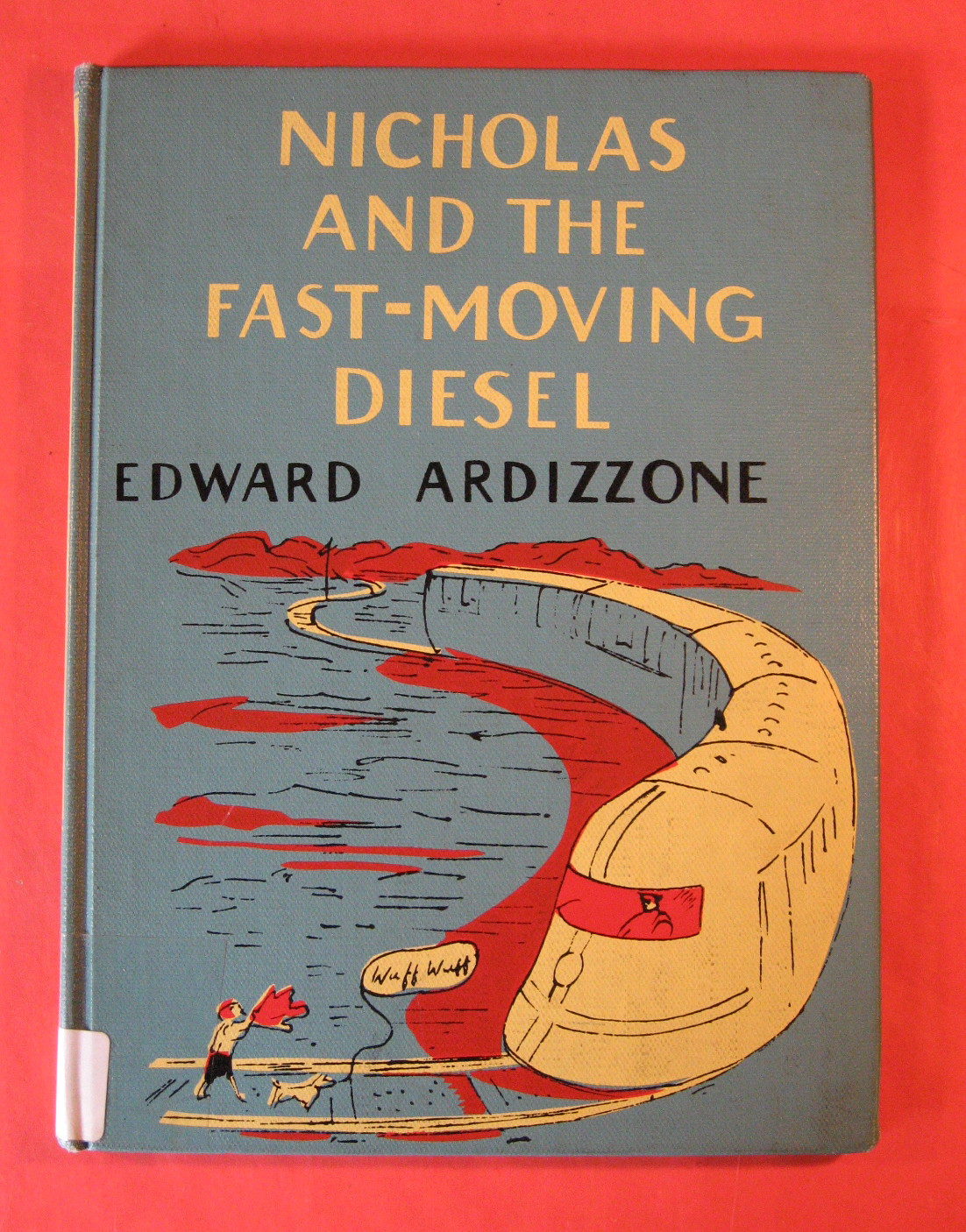 Nicholas and the Fast-Moving Diesel, Ardizzione, Edward
