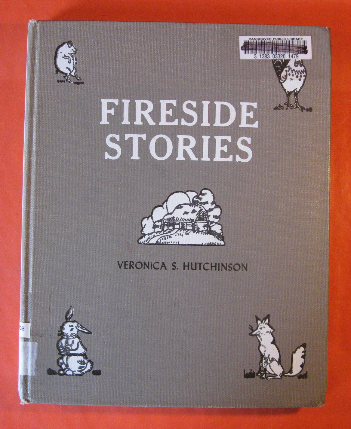 Fireside Stories, Hutchinson, Virginia S.