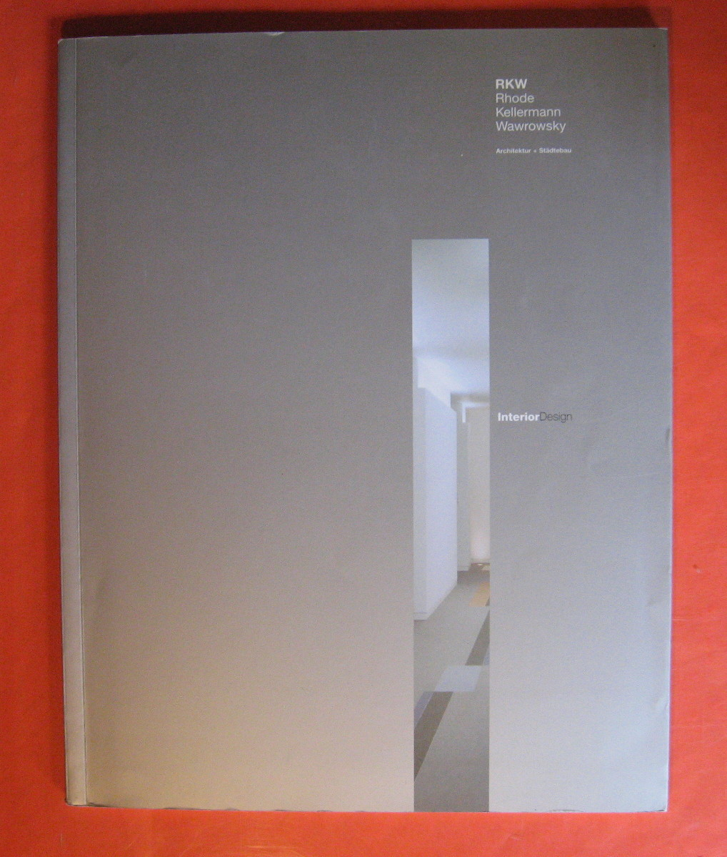 Image for RKW:  Rhode, Kellermann, Wawrowsky - Architektur + Stadtebau - Interior Design