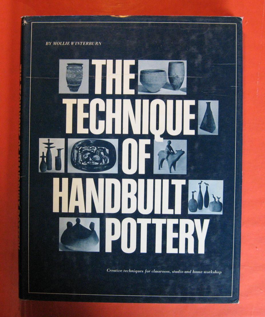 The Technique of Handbuilt Pottery, Winterburn, Mollie