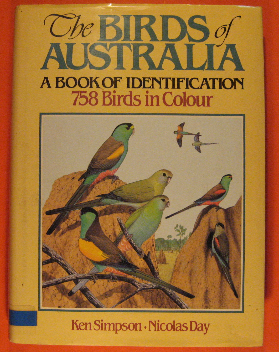 Birds of Australia: A Book of Identification, Simpson, Ken & Nicholas Day