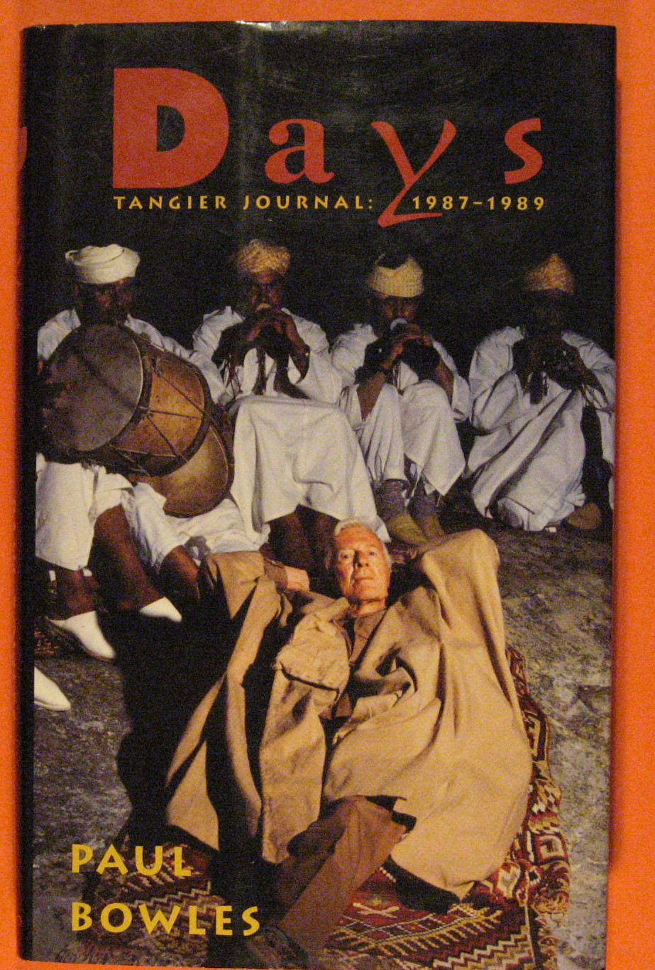 Days: A Tangier Journal, 1987-1989, Bowles, Paul