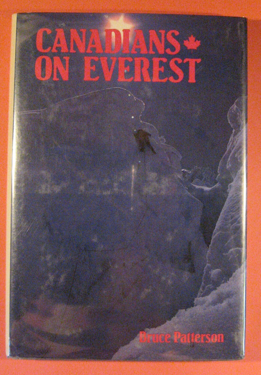 Image for Canadians on Everest