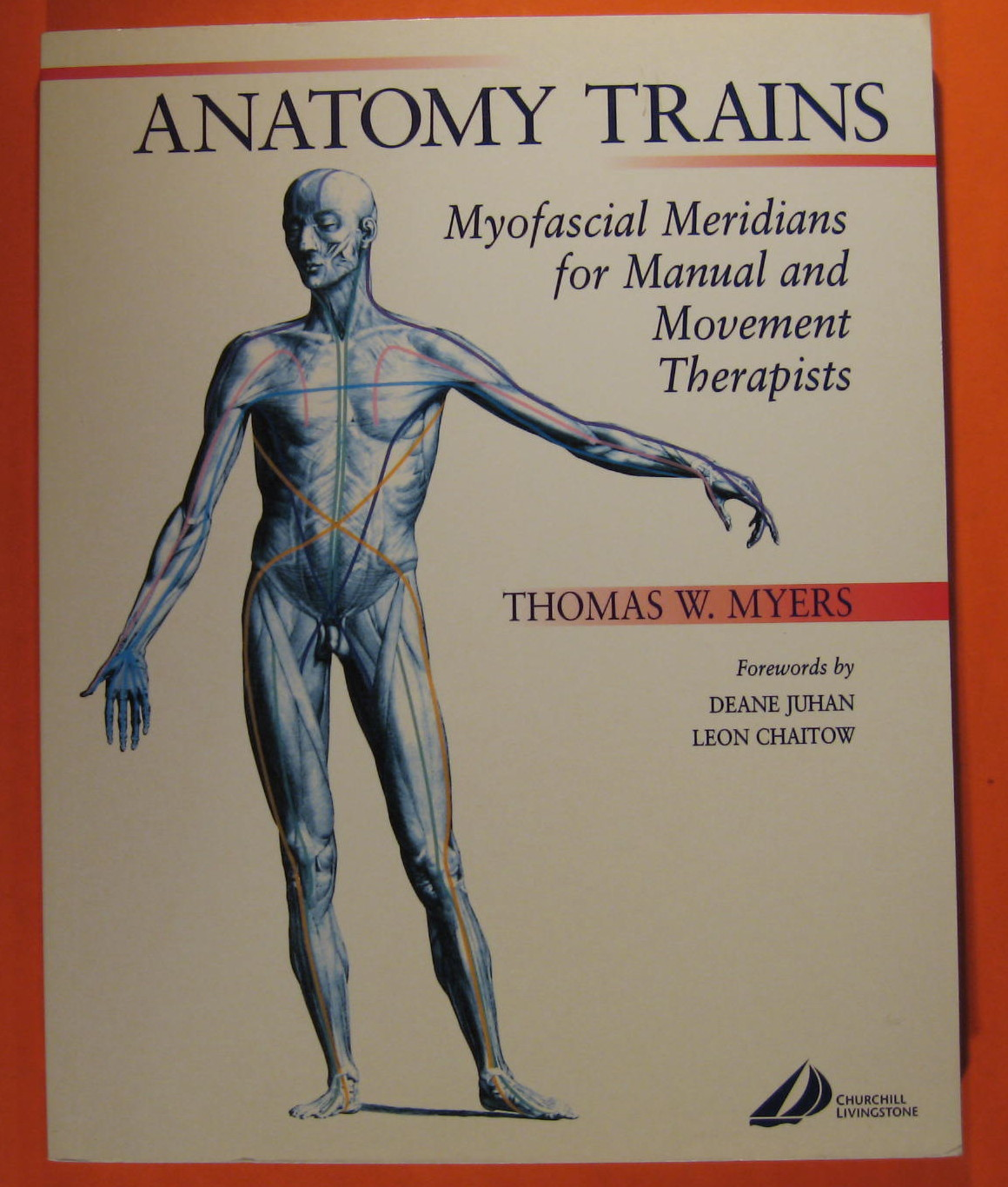 The Anatomy Trains Myofascial Meridians for Manual and Movement