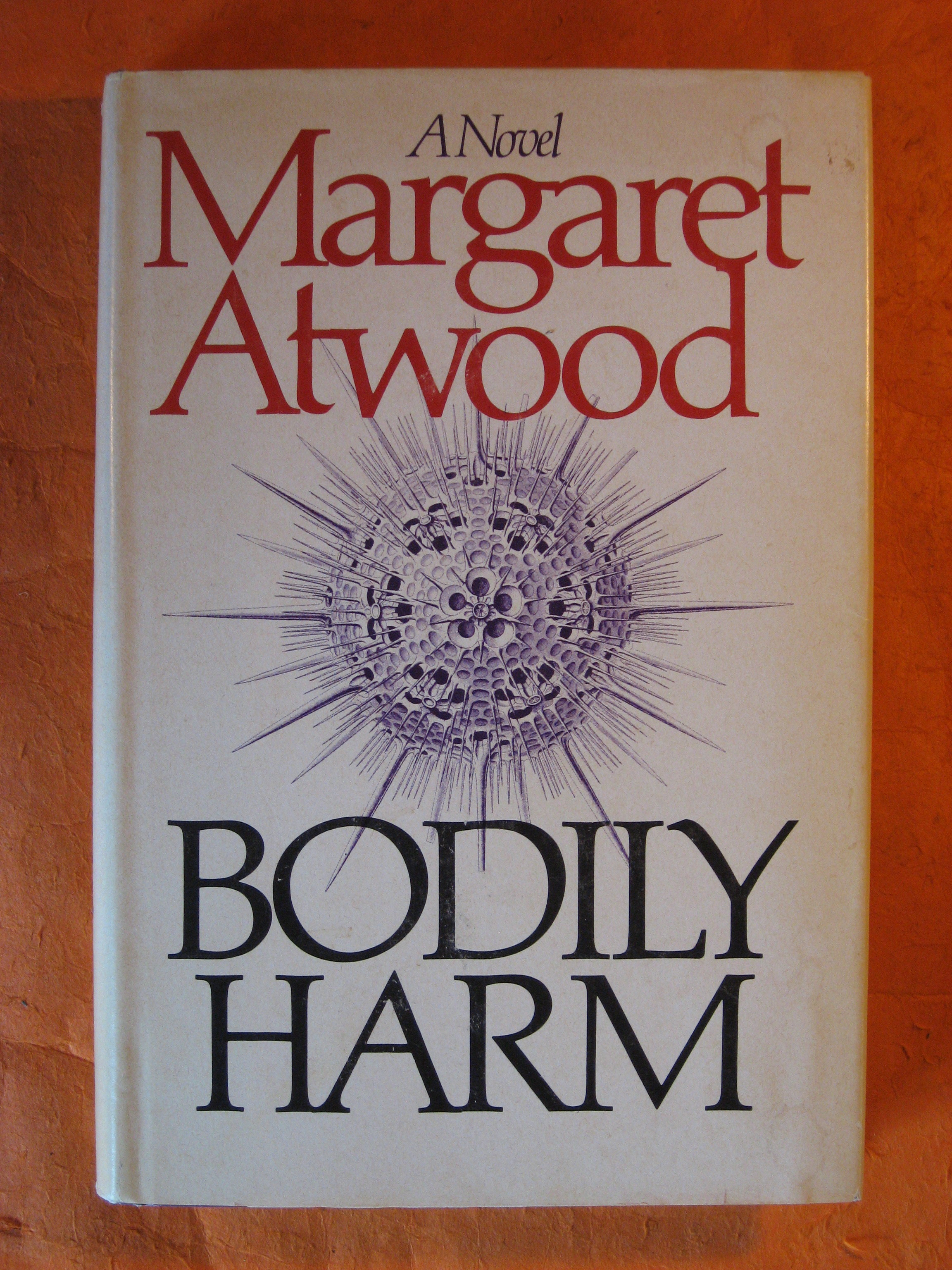 Bodily Harm, Atwood, Margaret