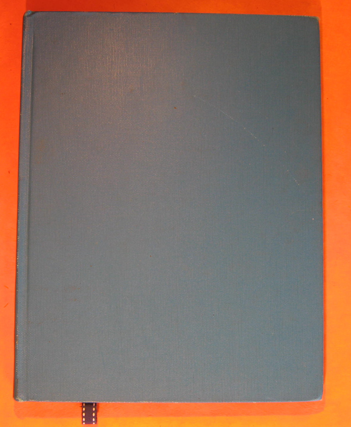 Blank Journal (Wallace-Homestead Oriental Primer) / Blank Book / Diary / Sketch Book