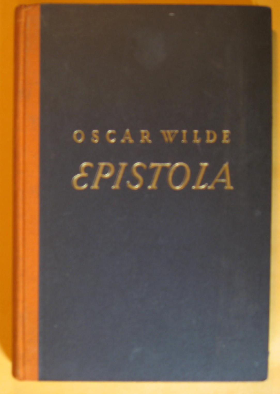 Epistola In Carcere et Vinculis, Wilde, Oscar; Meyerfeld, Max