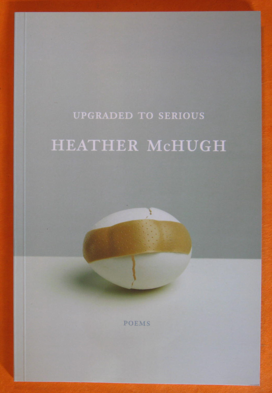 Upgraded to Serious, McHugh, Heather
