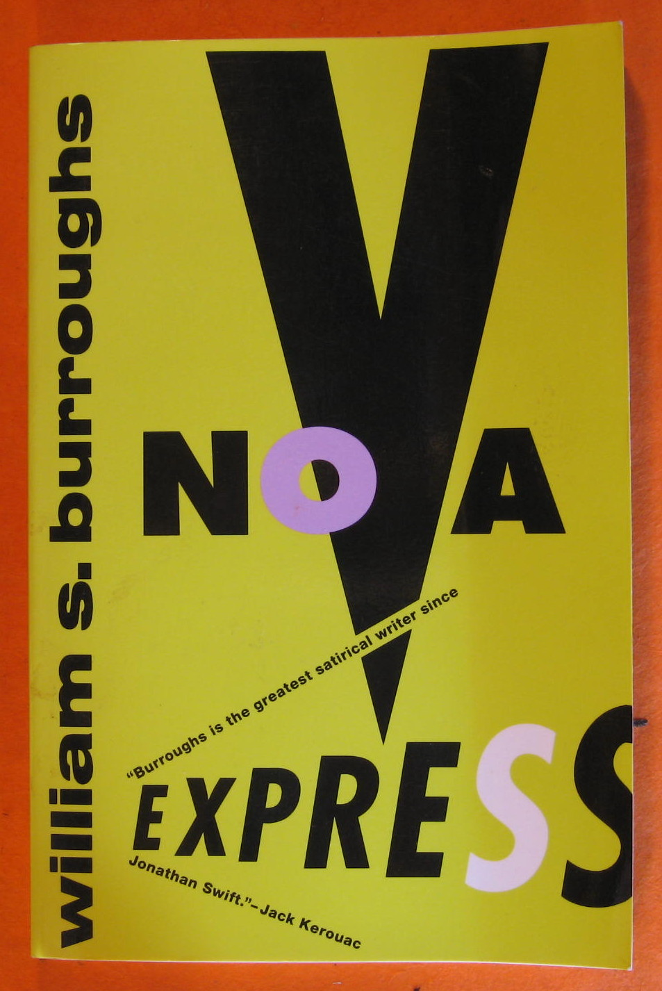 Nova Express, Burroughs, William S.