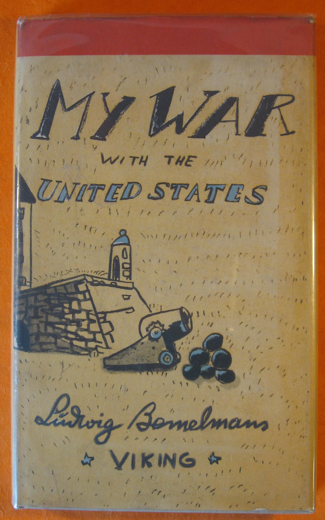 My War with the United States, Bemelmans Ludwig