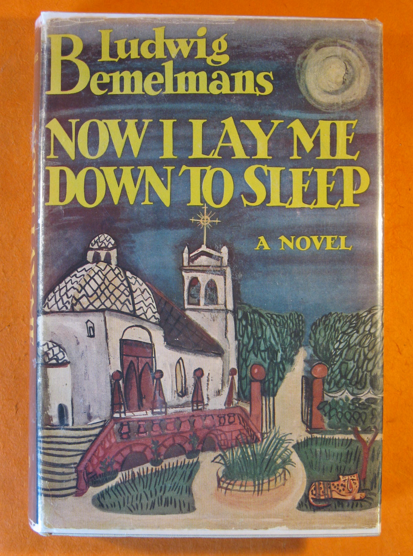 Now I Lay Me Down to Sleep, Bemelmans, Ludwig