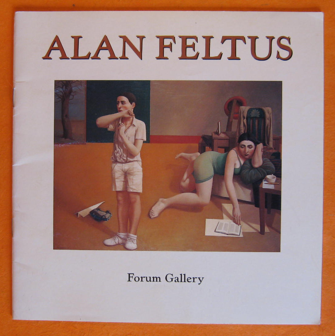 Image for Alan Feltus:  Two Years In Umbria