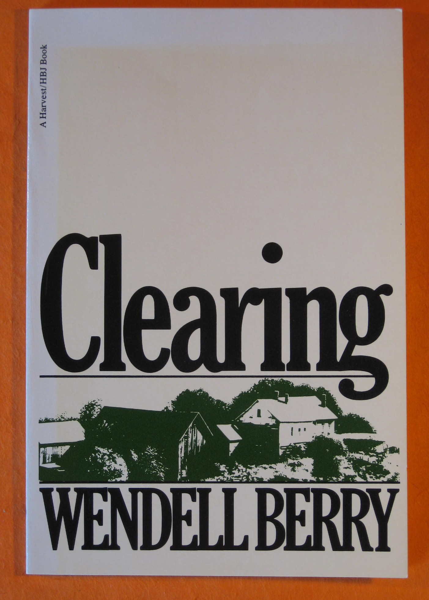 Clearing, Berry, Wendell