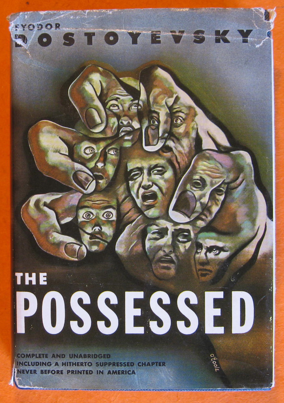The Possessed, Dostoyevsky, Fyodor