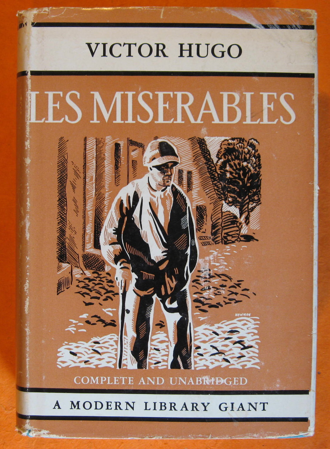 Les Miserables, Hugo, Victor
