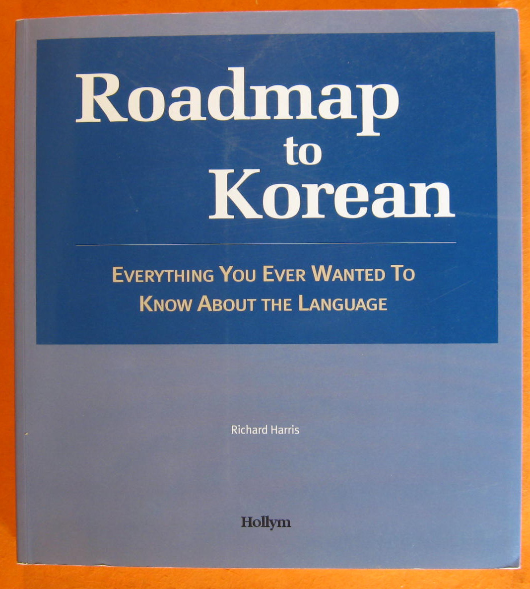 Roadmap to Korean, Harris, Richard