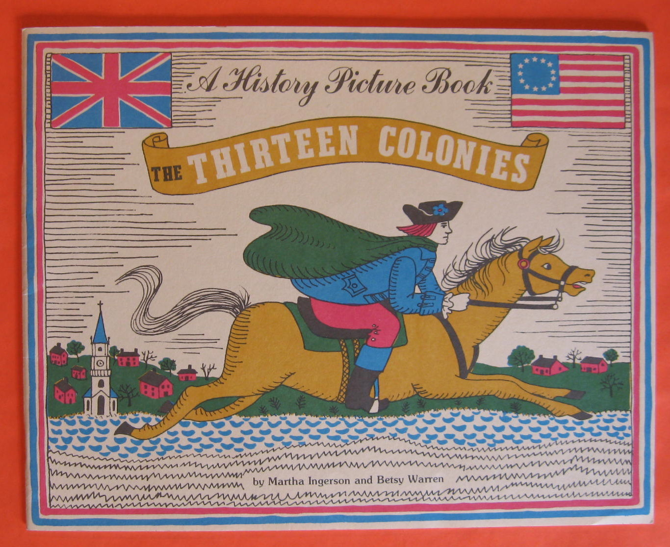 Image for The Thirteen Colonies: a History Picture Book