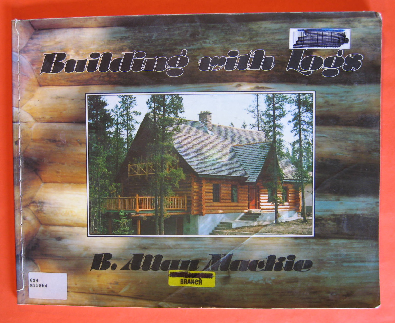 Image for Building With Logs