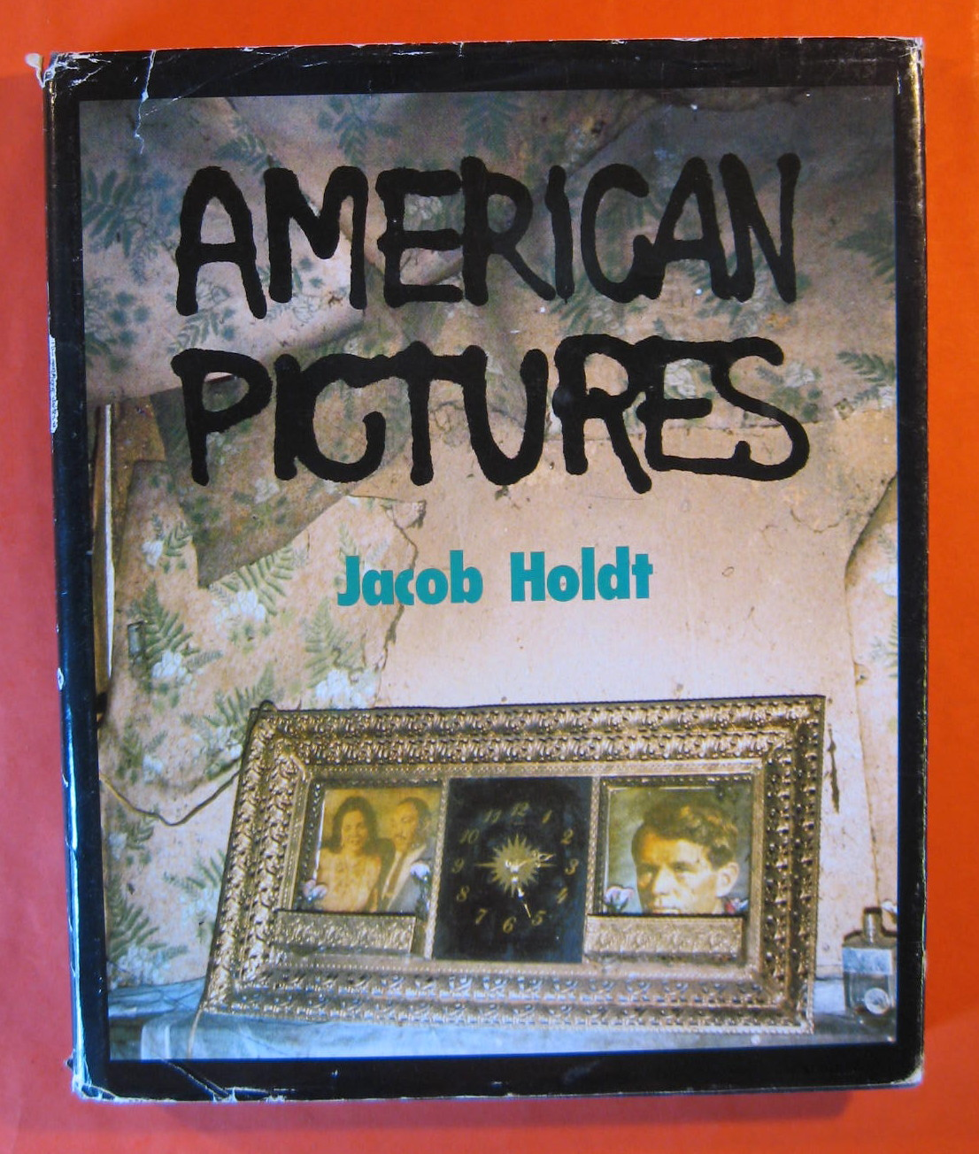 American Pictures, a Personal Journey Through the American Underclass, Holdt, Jacob