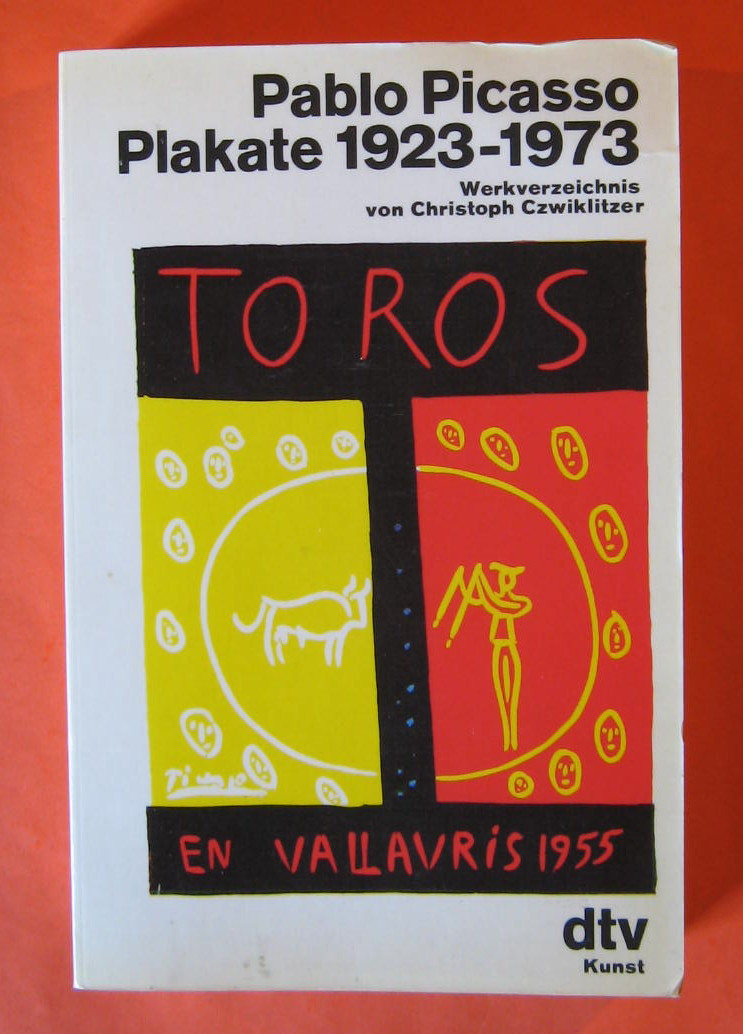Image for Pablo Picasso Plakate 1923 - 1973