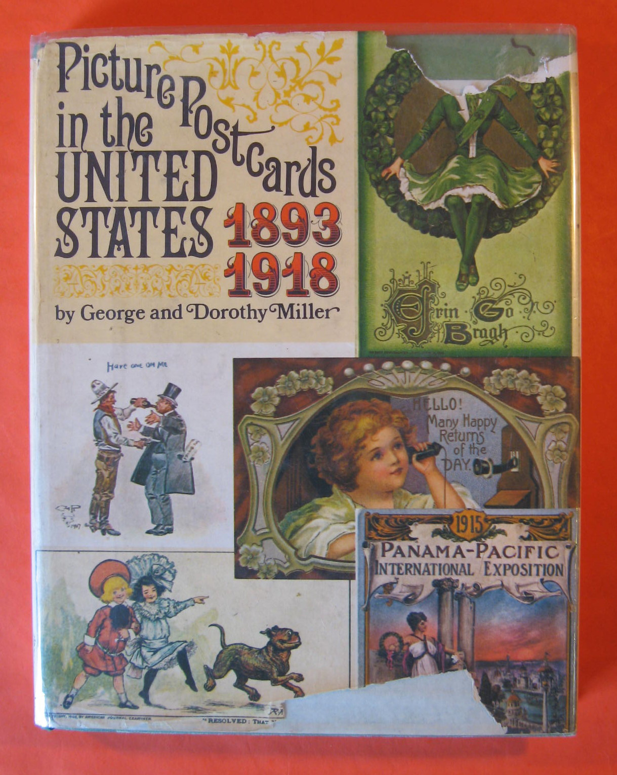 Picture Postcards in the United States, 1893-1918, Ryan, Dorothy; Ryan, George