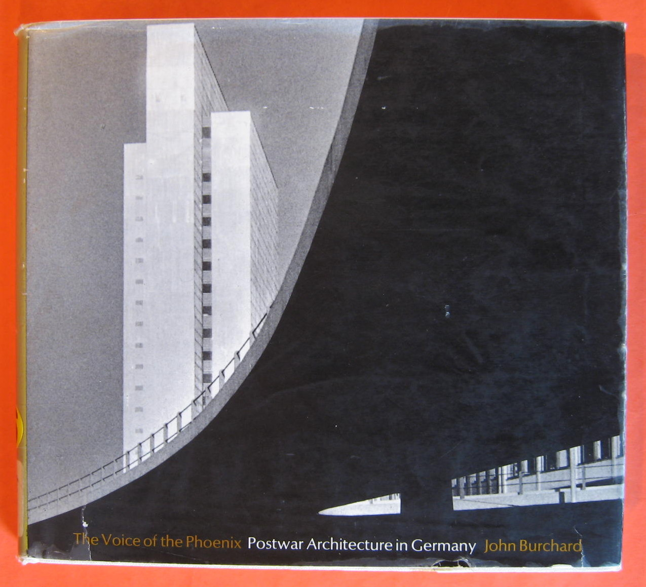 Image for Voice of the Phoenix, the; Postwar Architecture in Germany