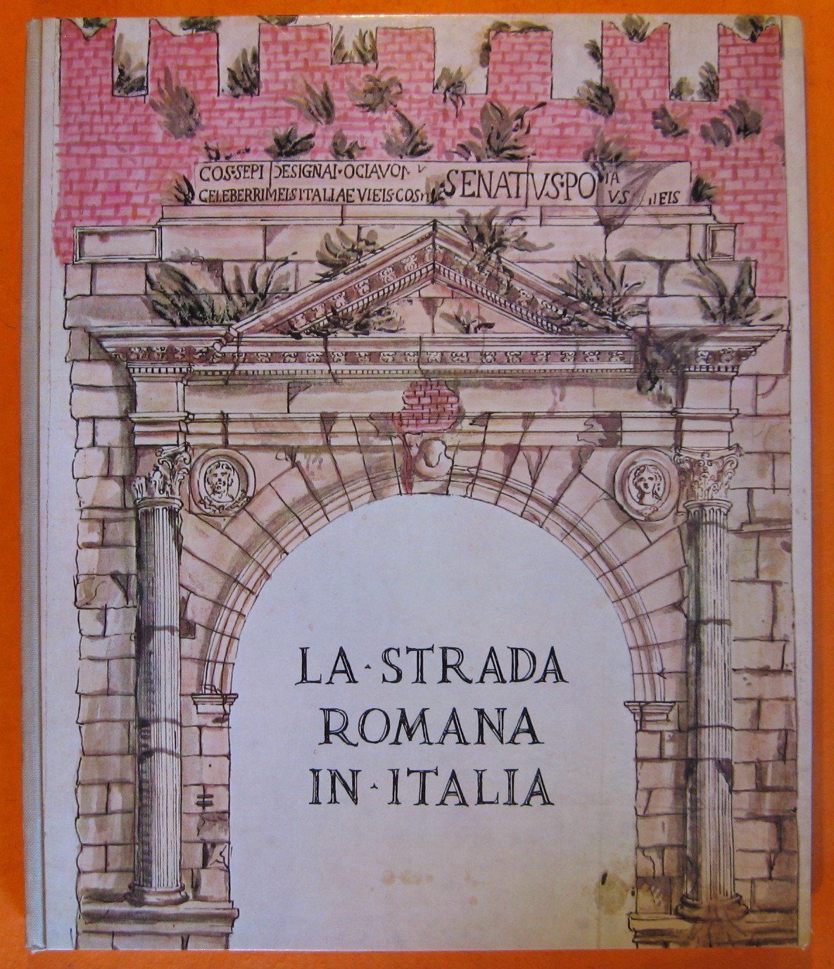 La Strada Romana In Italia, Sterpos, Daniele