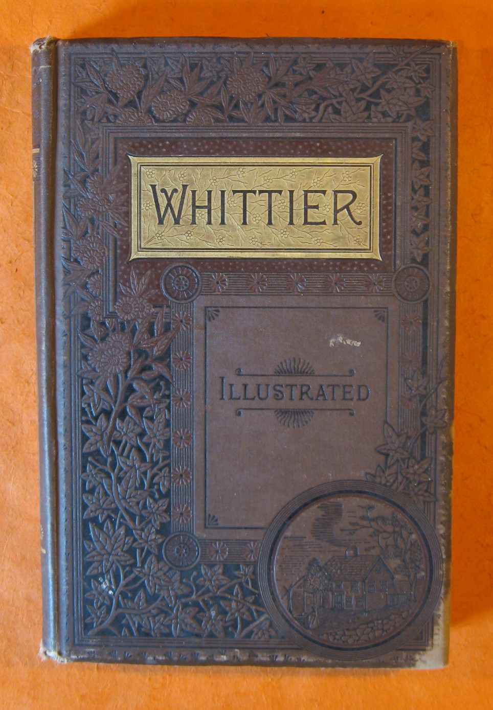 The Poetical Works of John Greenleaf Whittier, Whittier, John Greenleaf